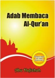 Adab Membaca Al-Qur'an (web)