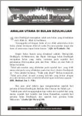23. Amalan Utama di Bulan Dzulhijjah (web)