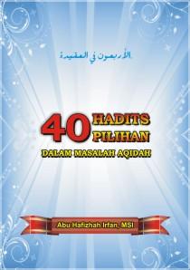 40 Hadits Aqidah (web)